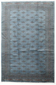 Pakistan Bokhara 3Ply Rug 198X302 Authentic  Oriental Handknotted Blue/Dark Grey (Wool, Pakistan)