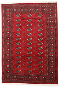 Pakistan Bokhara 2Ply Rug 166X239 Authentic  Oriental Handknotted Dark Red/Crimson Red (Wool, Pakistan)