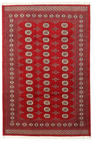 Pakistan Bokhara 2Ply Rug 167X250 Authentic  Oriental Handknotted Dark Red/Crimson Red (Wool, Pakistan)