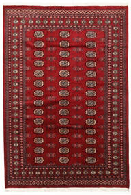 Pakistan Bokhara 2Ply Rug 170X247 Authentic  Oriental Handknotted Dark Red/Crimson Red (Wool, Pakistan)