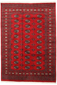 Pakistan Bokhara 2Ply Rug 172X241 Authentic  Oriental Handknotted Dark Red/Crimson Red (Wool, Pakistan)