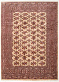 Pakistan Bokhara 3Ply Rug 245X337 Authentic  Oriental Handknotted Dark Red/Light Brown (Wool, Pakistan)