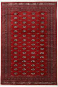 Pakistan Bokhara 2Ply Vloerkleed 246X355 Echt Oosters Handgeknoopt Donkerrood/Rood (Wol, Pakistan)