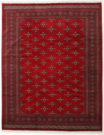 Pakistan Bokhara 3Ply Rug 242X308 Authentic  Oriental Handknotted Dark Red/Crimson Red (Wool, Pakistan)