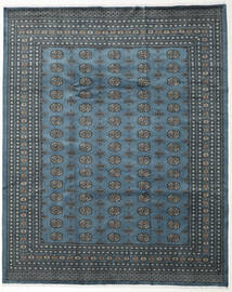 Pakistan Bokhara 2Ply Rug 249X308 Authentic  Oriental Handknotted Dark Blue/Dark Grey (Wool, Pakistan)