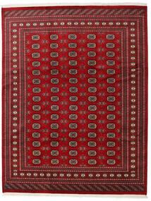 Pakistan Bokhara 2Ply Rug 246X315 Authentic  Oriental Handknotted Dark Red/Crimson Red (Wool, Pakistan)