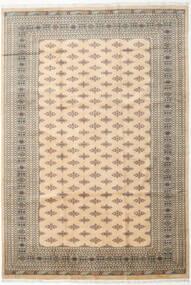 Pakistan Bokhara 3Ply Rug 243X357 Authentic  Oriental Handknotted Beige/Light Grey/Light Brown (Wool, Pakistan)