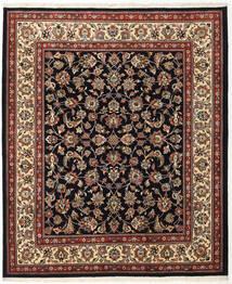 Kashmar Tappeto 205X244 Orientale Fatto A Mano Marrone Scuro/Marrone Chiaro/Nero (Lana, Persia/Iran)