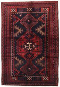 Lori Matta 127X188 Äkta Orientalisk Handknuten (Ull, Persien/Iran)