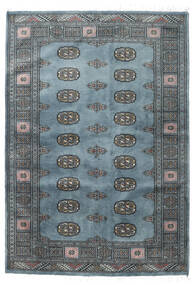 Pakistan Bokhara 2Ply Rug 125X176 Authentic  Oriental Handknotted Light Grey/Light Blue/Blue (Wool, Pakistan)