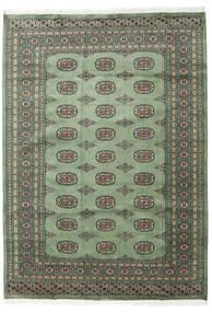 Pakistan Bokhara 2Ply Matto 171X239 Itämainen Käsinsolmittu Tummanharmaa/Vaaleanharmaa (Villa, Pakistan)