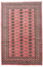 Pakistan Bokhara 2Ply Matto 167X255 Itämainen Käsinsolmittu Tummanruskea/Vaaleanpunainen (Villa, Pakistan)