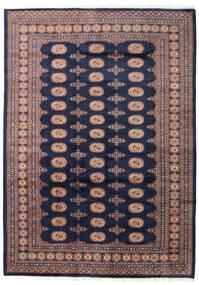 Pakistan Bokhara 2Ply Matto 173X242 Itämainen Käsinsolmittu Tummanvioletti/Tummanharmaa (Villa, Pakistan)