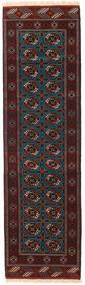 Turkaman Covor 83X286 Orientale Lucrat Manual (Lână, Persia/Iran)
