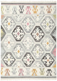 Mayor - Grey Rug 240X340 Authentic  Modern Handwoven Light Grey/Beige/Dark Beige (Wool, India)