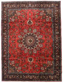 Mehraban Rug 206X278 Authentic  Oriental Handknotted Dark Red/Dark Brown (Wool, Persia/Iran)