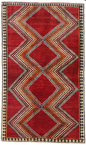 Gashgai Alfombra 119X201 Oriental Hecha A Mano Roja/Rojo Oscuro (Lana, Persia/Irán)