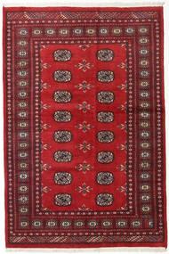 Pakistan Bokhara 2Ply Vloerkleed 138X208 Echt Oosters Handgeknoopt (Wol, Pakistan)