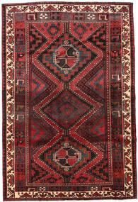 Lori Matta 171X255 Äkta Orientalisk Handknuten Mörkröd/Mörkbrun (Ull, Persien/Iran)