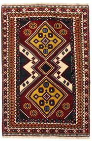 Qashqai Rug 127X190 Authentic Oriental Handknotted (Wool, Persia/Iran)