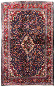 Sarouk Rug 130X212 Authentic Oriental Handknotted (Wool, Persia/Iran)