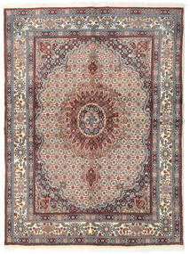 Moud Rug 148X200 Authentic Oriental Handknotted (Wool/Silk, Persia/Iran)