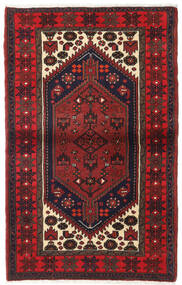 Hamadan Rug 100X160 Authentic Oriental Handknotted (Wool, Persia/Iran)
