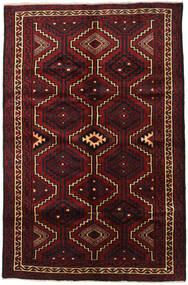Lori Matta 172X270 Äkta Orientalisk Handknuten Mörkbrun/Mörkröd (Ull, Persien/Iran)