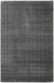 Shaggy Cosy Everyday - Dark Grey Rug 240X340 Modern Dark Grey/Dark Brown ( Turkey)