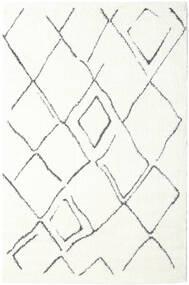 Shaggy Medina Everyday Teppich  200X300 Moderner Weiß/Creme/Beige ( Türkei)