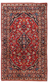 Keshan Vloerkleed 95X157 Echt Oosters Handgeknoopt (Wol, Perzië/Iran)