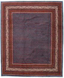 Sarouk Mir Rug 214X257 Authentic  Oriental Handknotted Dark Red/Blue (Wool, Persia/Iran)