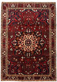 Bakhtiar Tappeto 213X308 Orientale Fatto A Mano Rosso Scuro/Marrone Scuro (Lana, Persia/Iran)