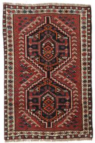 Shiraz Vloerkleed 81X122 Echt Oosters Handgeknoopt (Wol, Perzië/Iran)