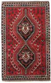 Shiraz Vloerkleed 82X127 Echt Oosters Handgeknoopt (Wol, Perzië/Iran)