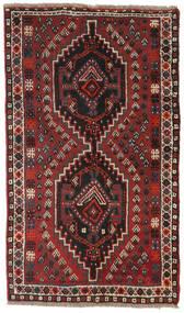 Shiraz Rug 76X129 Authentic Oriental Handknotted (Wool, Persia/Iran)