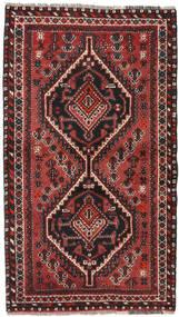 Shiraz Rug 86X150 Authentic Oriental Handknotted (Wool, Persia/Iran)