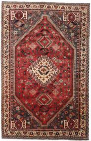 Ghashghai Matta 162X250 Äkta Orientalisk Handknuten Mörkröd/Mörkbrun (Ull, Persien/Iran)