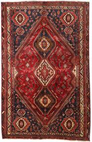 Qashqai Sag 175X271 Autentični Orijentalni Ručno Uzlan Tamnocrvena/Crna (Vuna, Perzija/Iran)