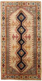 Ghashghai Tæppe 146X284 Ægte Orientalsk Håndknyttet Tæppeløber Brun/Lysebrun (Uld, Persien/Iran)