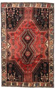 Ghashghai Tappeto 174X270 Orientale Fatto A Mano Marrone Scuro/Ruggine/Rosso (Lana, Persia/Iran)