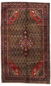 Koliai Koberec 150X244 Orientální Ručně Tkaný Tmavě Červená/Tmavě Hnědá (Vlna, Persie/Írán)