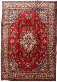 Mehraban Dywan 223X324 Orientalny Tkany Ręcznie Ciemnoczerwony/Ciemnobrązowy (Wełna, Persja/Iran)