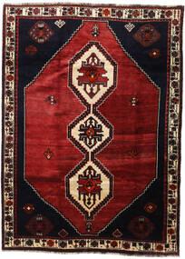 Sziraz Dywan 183X248 Orientalny Tkany Ręcznie Ciemnoczerwony (Wełna, Persja/Iran)