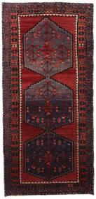 Hamadan Tappeto 75X160 Orientale Fatto A Mano (Lana, Persia/Iran)
