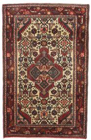 Hamadan Tæppe 78X123 Ægte Orientalsk Håndknyttet (Uld, Persien/Iran)