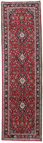 Keshan Χαλι 80X290 Ανατολής Χειροποιητο Χαλι Διαδρομοσ Σκούρο Κόκκινο/Kόκκινα (Μαλλί, Περσικά/Ιρανικά)