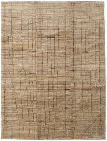 Loribaft Persia Rug 254X340 Authentic  Modern Handknotted Light Brown/Light Grey Large (Wool, Persia/Iran)