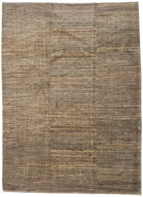Loribaft Persia Rug 215X294 Authentic  Modern Handknotted Light Brown/Light Grey (Wool, Persia/Iran)