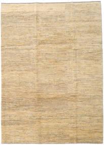 Loribaft ペルシャ 絨毯 210X290 モダン 手織り ベージュ/暗めのベージュ色の (ウール, ペルシャ/イラン)